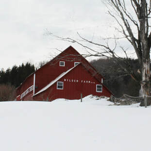 Picture - red barn